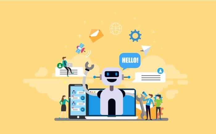 los chatbots y los usuarios